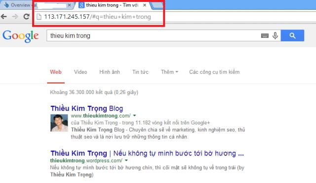 Cách sữa lỗi khi seach google bị cache, we are sorry